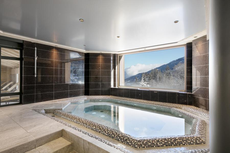 Ski verhuur Résidence Anitéa - Valmorel - Jacuzzi