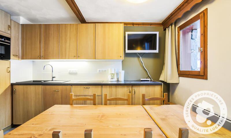 Vacances en montagne Appartement 3 pièces 6 personnes (Sélection ) - Résidence Athamante et Valériane - Maeva Home - Valmorel - Extérieur hiver