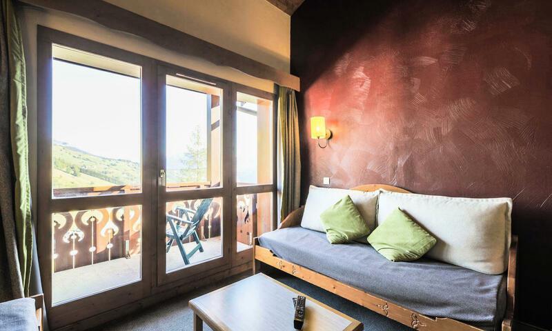 Vacances en montagne Appartement 3 pièces 7 personnes (Sélection 47m²-3) - Résidence Athamante et Valériane - Maeva Home - Valmorel - Extérieur hiver