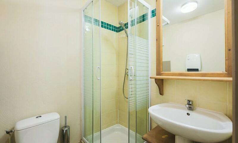 Vacances en montagne Appartement 3 pièces 7 personnes (Sélection 46m²-2) - Résidence Athamante et Valériane - Maeva Home - Valmorel - Extérieur hiver