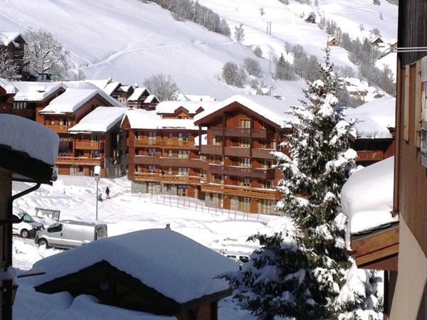 Location au ski Appartement 3 pièces cabine 6 personnes (521) - Residence L'athamante - Valmorel