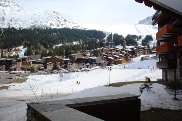 Ski verhuur Studio 5 personen (002) - Résidence l'Athamante - Valmorel