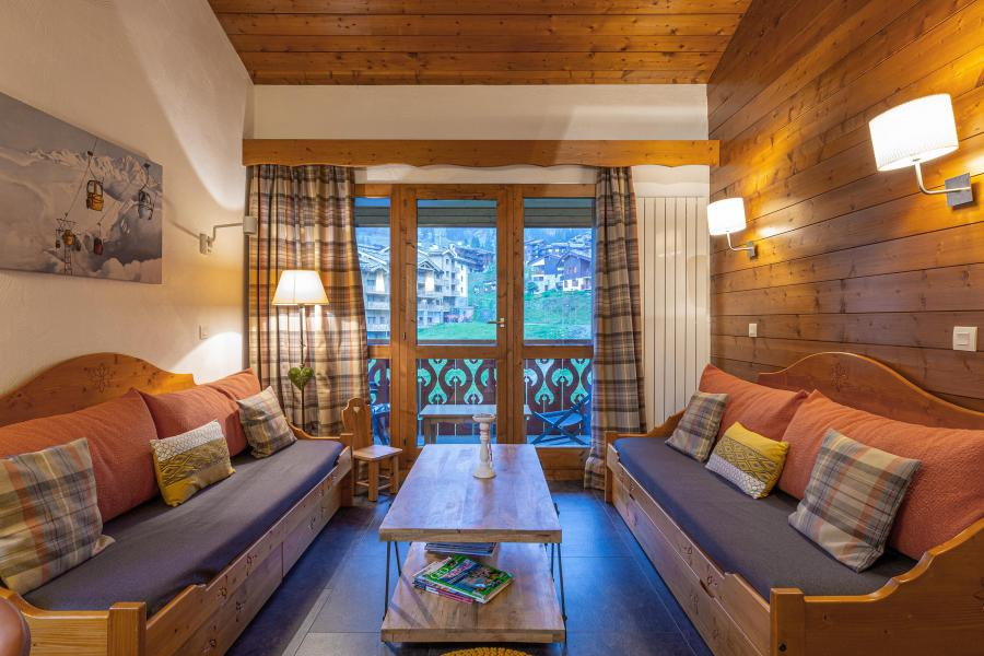 Location au ski Appartement 3 pièces 7 personnes (026) - Résidence l'Athamante - Valmorel