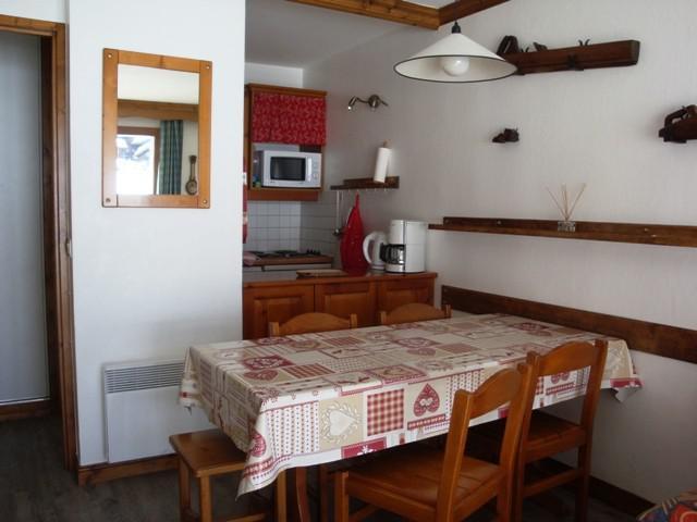 Location au ski Studio 5 personnes (002) - Résidence l'Athamante - Valmorel - Appartement