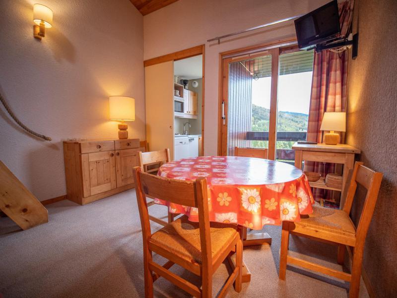 Location au ski Appartement 3 pièces mezzanine 5 personnes (024) - Résidence l'Orgentil - Valmorel