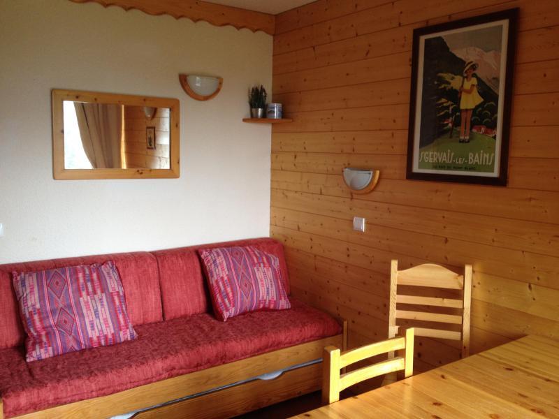Ski verhuur Appartement 2 kamers 4 personen (025) - Résidence l'Orgentil - Valmorel - Appartementen