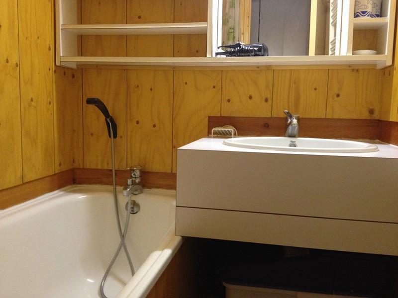 Location au ski Appartement 2 pièces 4 personnes (025) - Résidence l'Orgentil - Valmorel - Baignoire