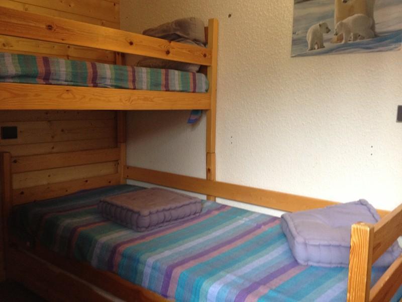 Location au ski Appartement 2 pièces 4 personnes (025) - Résidence l'Orgentil - Valmorel - Lits superposés