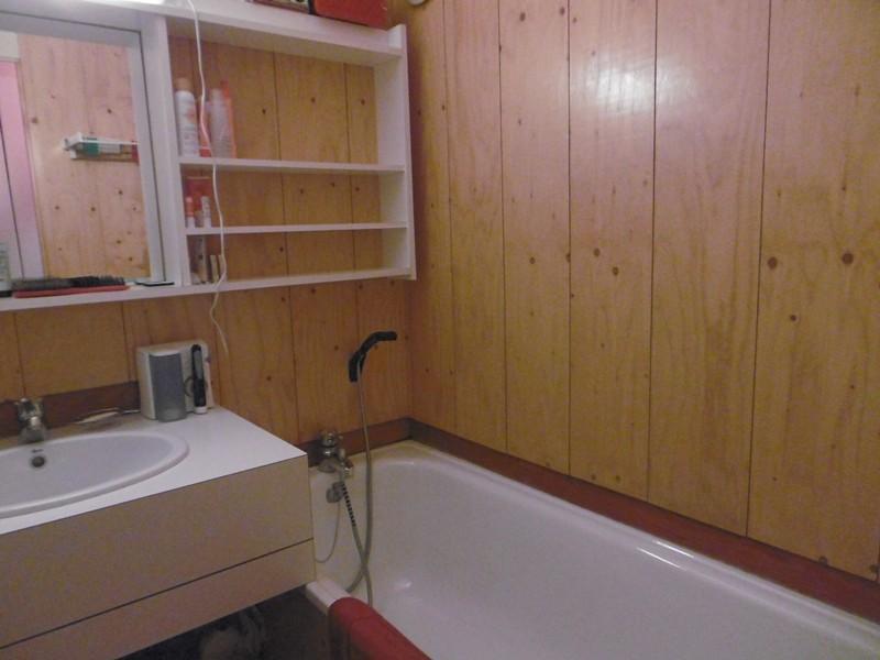 Location au ski Appartement 2 pièces mezzanine 6 personnes (047) - Résidence l'Orgentil - Valmorel - Baignoire