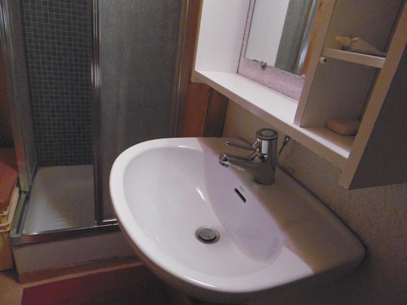 Location au ski Appartement 2 pièces mezzanine 6 personnes (047) - Résidence l'Orgentil - Valmorel - Lavabo