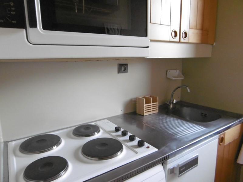 Location au ski Appartement 2 pièces mezzanine 6 personnes (047) - Résidence l'Orgentil - Valmorel - Plaques de cuisson