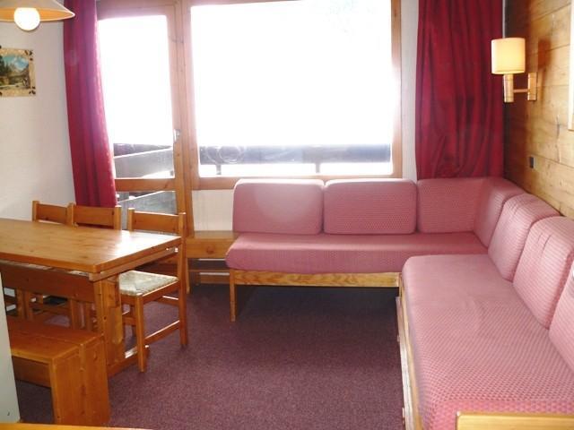 Location au ski Appartement 3 pièces 6 personnes (043) - Résidence l'Orgentil - Valmorel - Séjour
