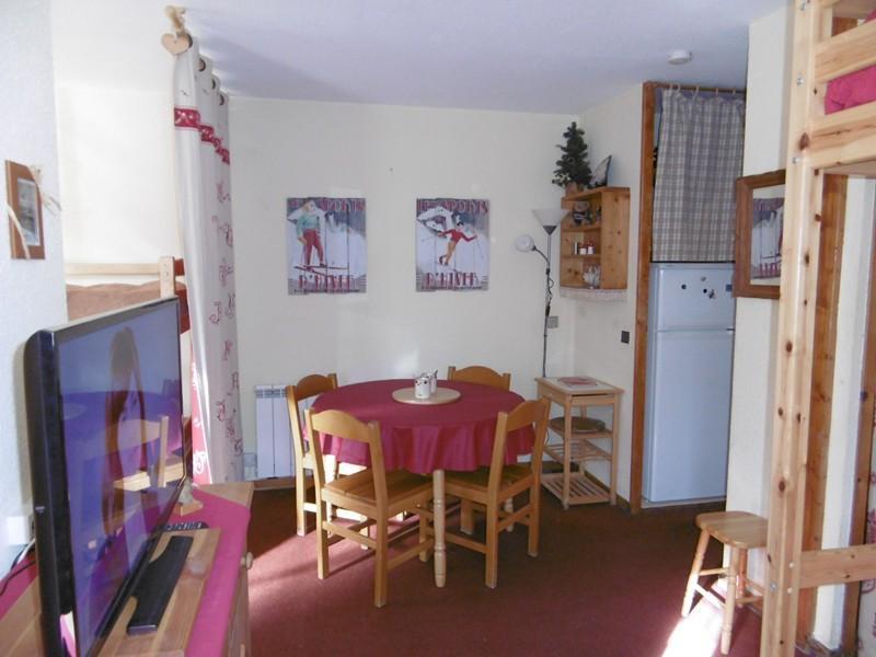 Location au ski Studio 4 personnes (005T) - Residence La Buche - Valmorel