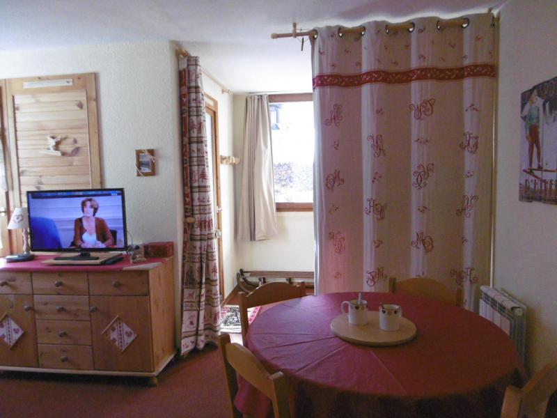 Location au ski Studio 4 personnes (005) - Résidence la Buche - Valmorel - Appartement