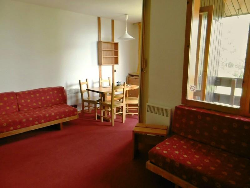 Wynajem na narty Studio 3 osoby (23) - Résidence la Cachette - Valmorel - Pokój gościnny