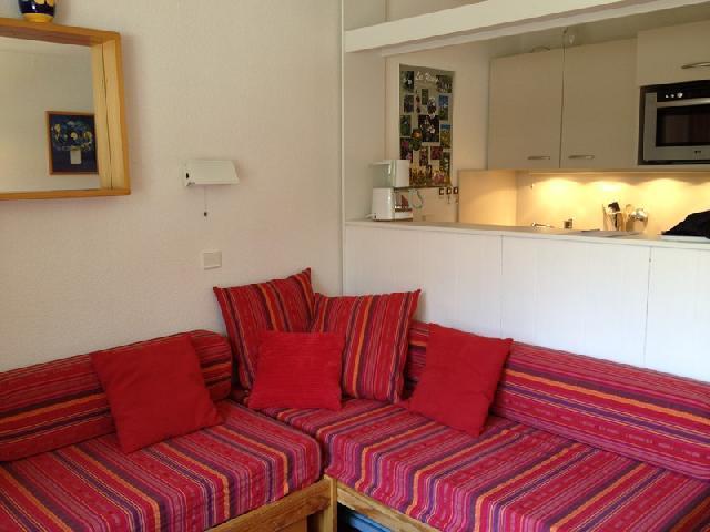 Location au ski Appartement 2 pièces 4 personnes (037) - Résidence la Camarine - Valmorel