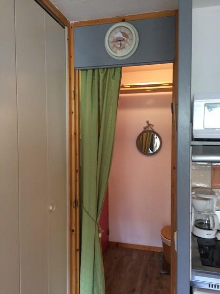 Location au ski Studio 3 personnes (045) - Residence La Camarine - Valmorel