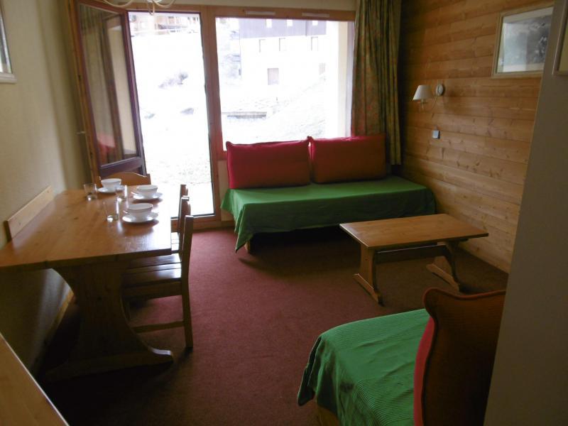 Location au ski Studio 3 personnes (018) - Résidence la Camarine - Valmorel - Appartement