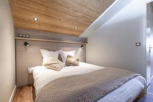 Location au ski Résidence la Duit - Valmorel - Chambre