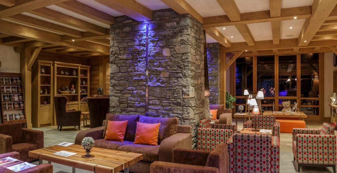 Alquiler al esquí Résidence la Grange Aux Fées - Valmorel - Recepción