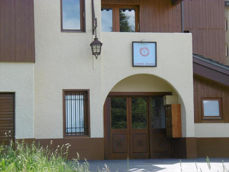 Location au ski Appartement 2 pièces 4 personnes (007) - Résidence la Lauzière Dessous - Valmorel