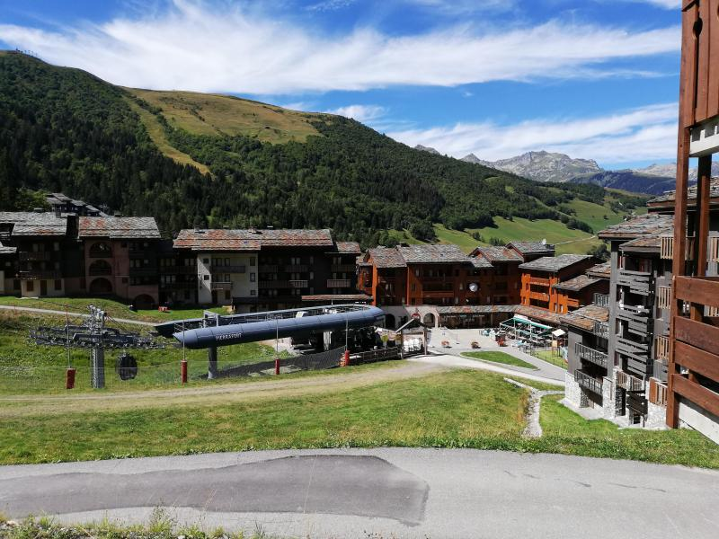 Ski verhuur Appartement 2 kamers 5 personen (006) - Résidence la Lauzière Dessus - Valmorel