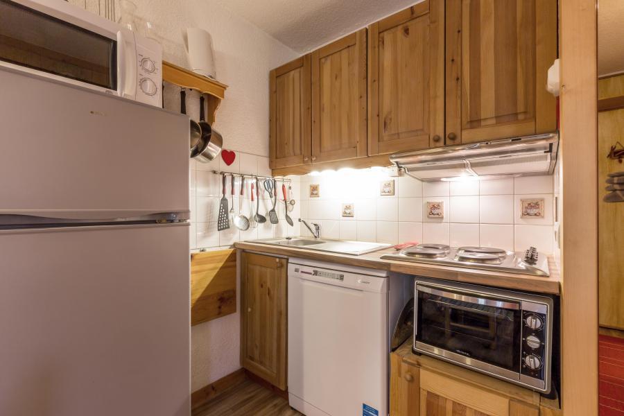 Location au ski Appartement 2 pièces 4 personnes (012) - Résidence la Lauzière Dessus - Valmorel - Appartement