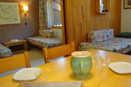 Location au ski Studio 4 personnes (47) - Residence La Roche Combe - Valmorel