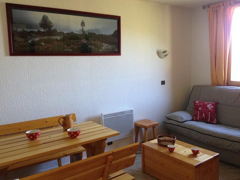 Location au ski Studio 3 personnes (018) - Residence La Roche Combe - Valmorel