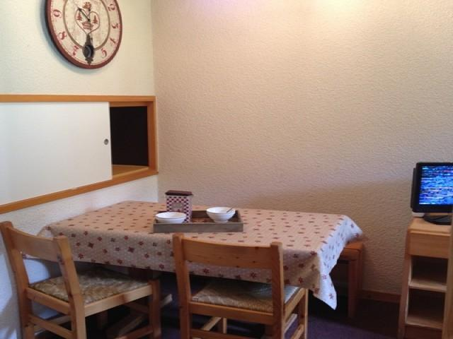 Location au ski Studio 4 personnes (014) - Residence La Roche Combe - Valmorel