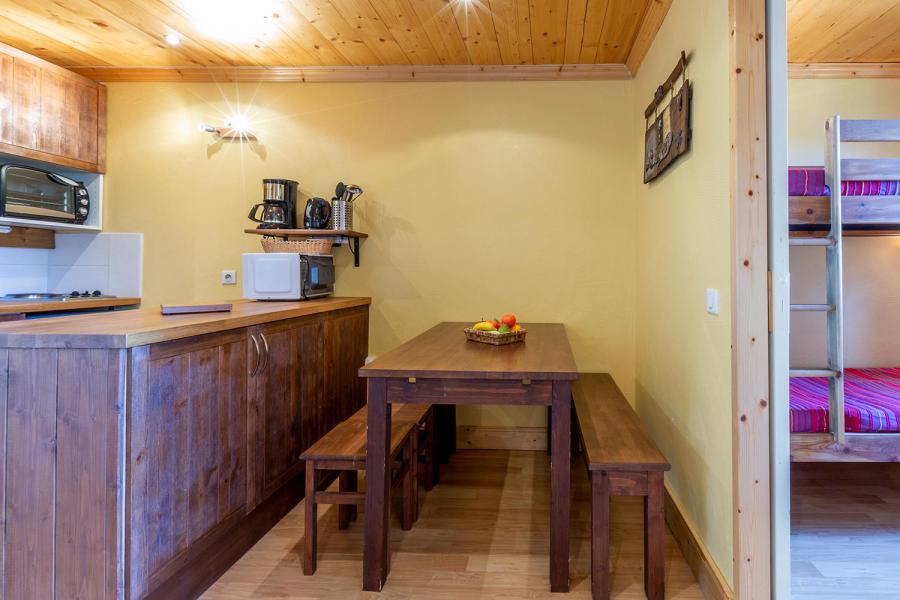 Ski verhuur Studio 4 personen (026) - Résidence la Roche Combe - Valmorel - Appartementen