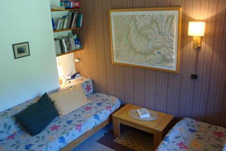 Location au ski Studio 4 personnes (034) - Résidence la Roche Combe - Valmorel - Appartement