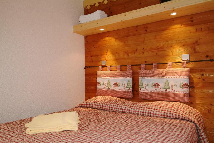 Ski verhuur Résidence le Beauregard - Valmorel - 2 persoons bed