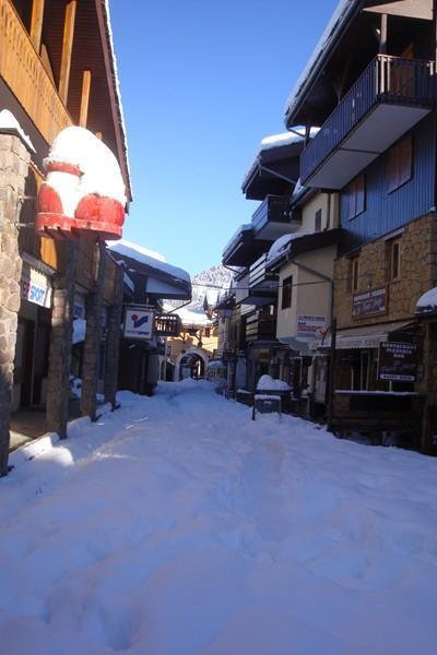 Location au ski Residence Le Bourg Morel G - Valmorel