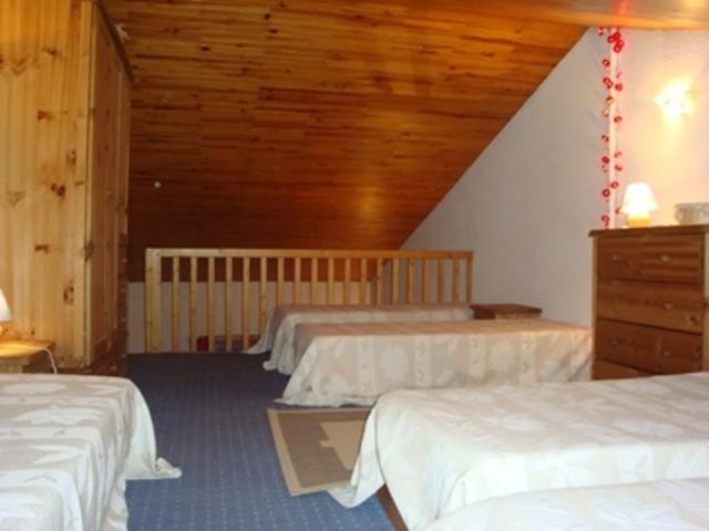 Location au ski Studio mezzanine 6 personnes (362) - Résidence le Bourg Morel G - Valmorel