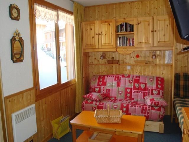 Location au ski Studio 4 personnes (179) - Résidence le Bourgeon - Valmorel