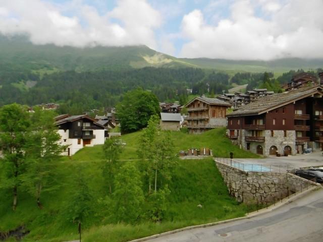 Location au ski Studio 3 personnes (012) - Résidence le Bourgeon - Valmorel