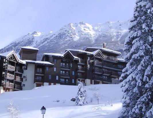 Location au ski Appartement 2 pièces 4 personnes (11) - Residence Le Cheval Blanc - Valmorel