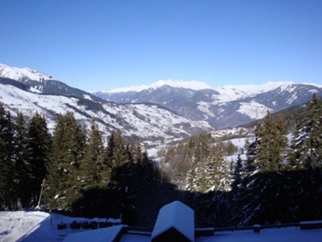 Location au ski Appartement 1 pièces 4 personnes (13) - Residence Le Cheval Blanc - Valmorel