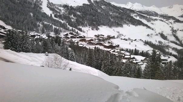Ski verhuur Studio 3 personen (C24) - Résidence le Cheval Blanc - Valmorel