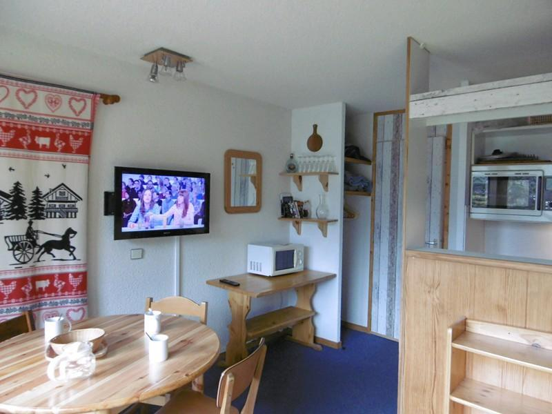 Location au ski Appartement 2 pièces 5 personnes (63) - Residence Le Cheval Blanc - Valmorel
