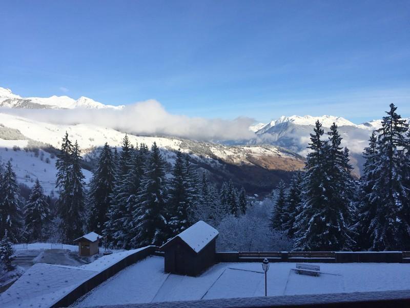 Vacaciones en montaña Apartamento 2 piezas para 4 personas (27) - Résidence le Cheval Blanc - Valmorel - Invierno