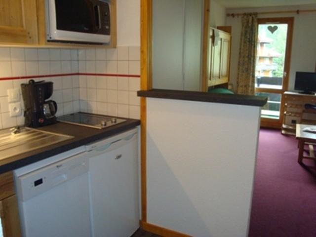 Location au ski Studio 3 personnes (33) - Residence Le Cheval Blanc - Valmorel