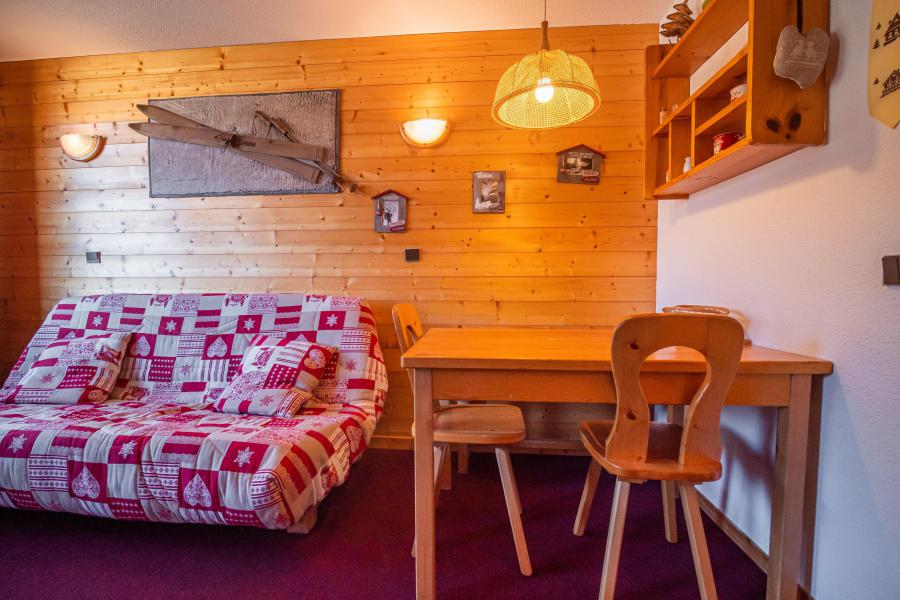 Ski verhuur Studio 3 personen (C33) - Résidence le Cheval Blanc - Valmorel