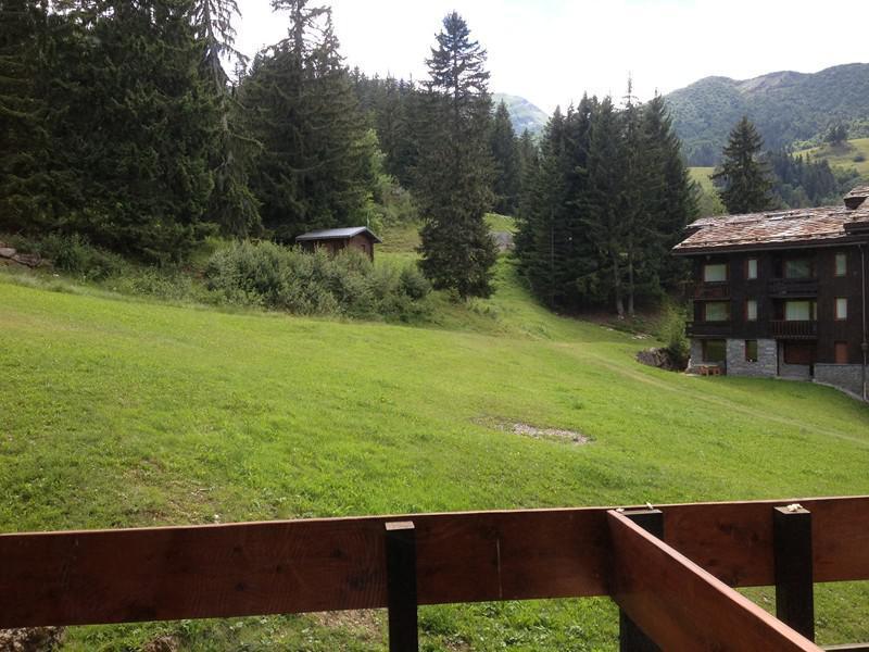 Location au ski Appartement 2 pièces 4 personnes (023) - Résidence le Cheval Noir - Valmorel - Extérieur hiver