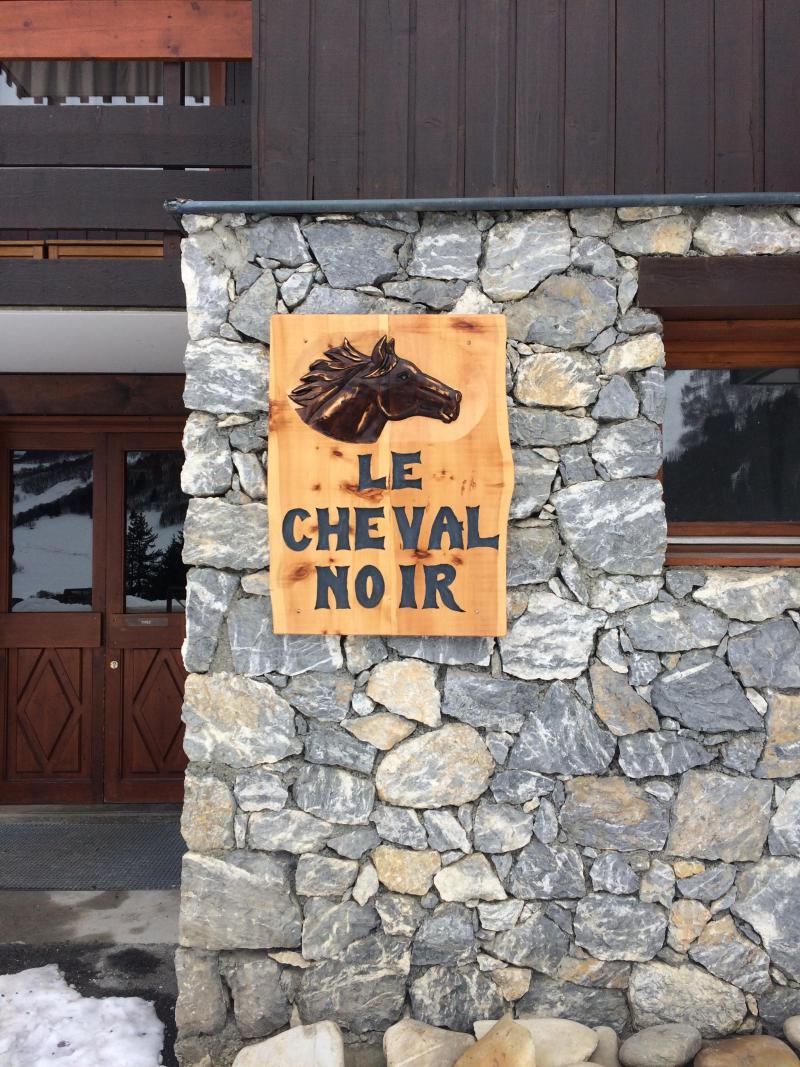 Location au ski Résidence le Cheval Noir - Valmorel