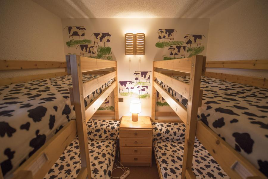 Ski verhuur Appartement 2 kamers 5 personen (033) - Résidence le Cheval Noir - Valmorel