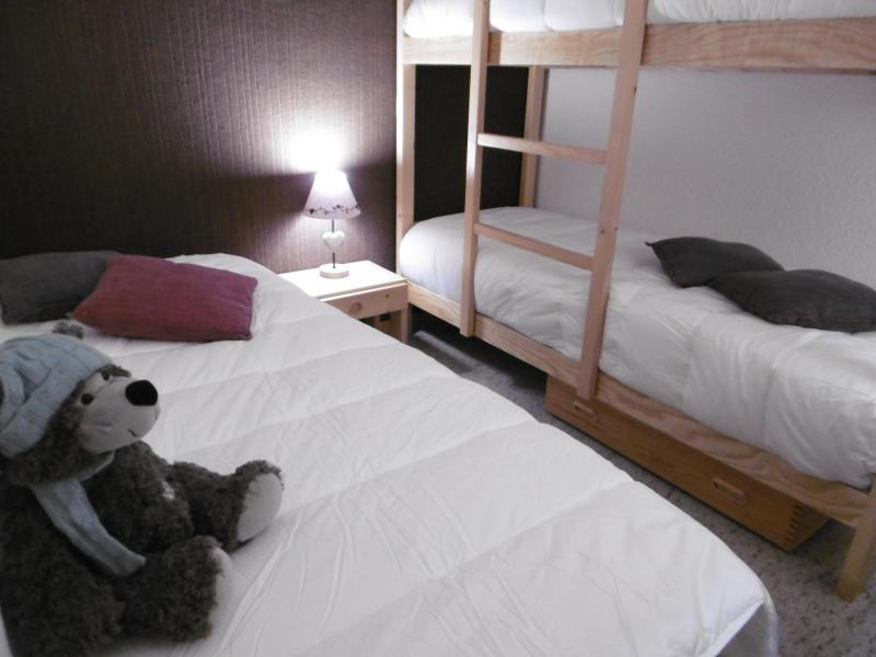 Ski verhuur Appartement 2 kamers 5 personen (047) - Résidence le Cheval Noir - Valmorel - Kamer