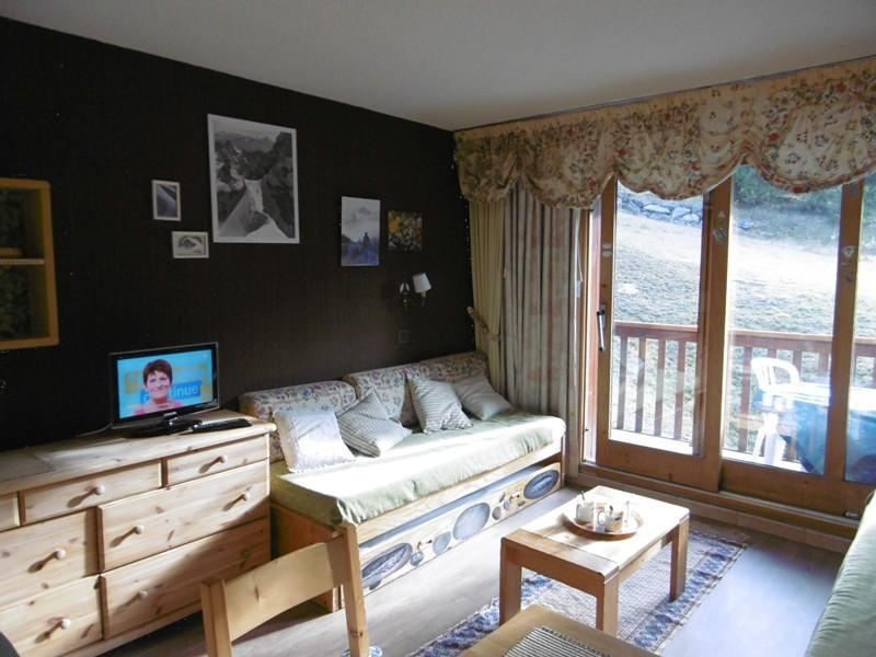 Location au ski Appartement 2 pièces 4 personnes (023) - Résidence le Cheval Noir - Valmorel - Table basse