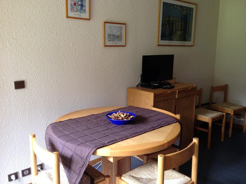 Location au ski Appartement 2 pièces 5 personnes (024) - Résidence le Cheval Noir - Valmorel - Table